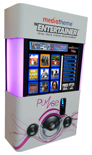 digital music entertainment jukebox